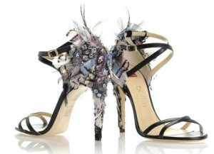 Yves Saint Laurent Zapatos Brillantes